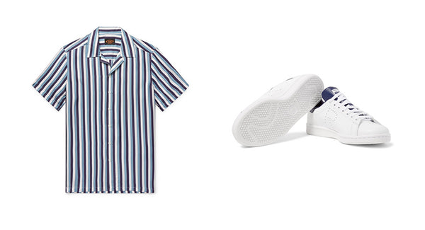 Shirt and shoes to wear to wimbledon