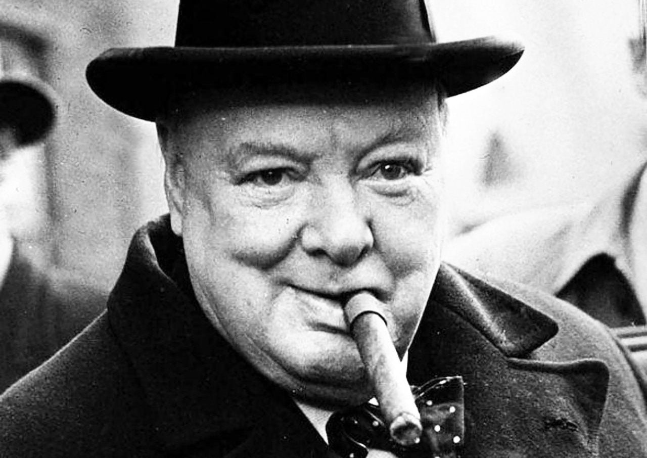 Winston Churchill Cigars. EGM Cigars