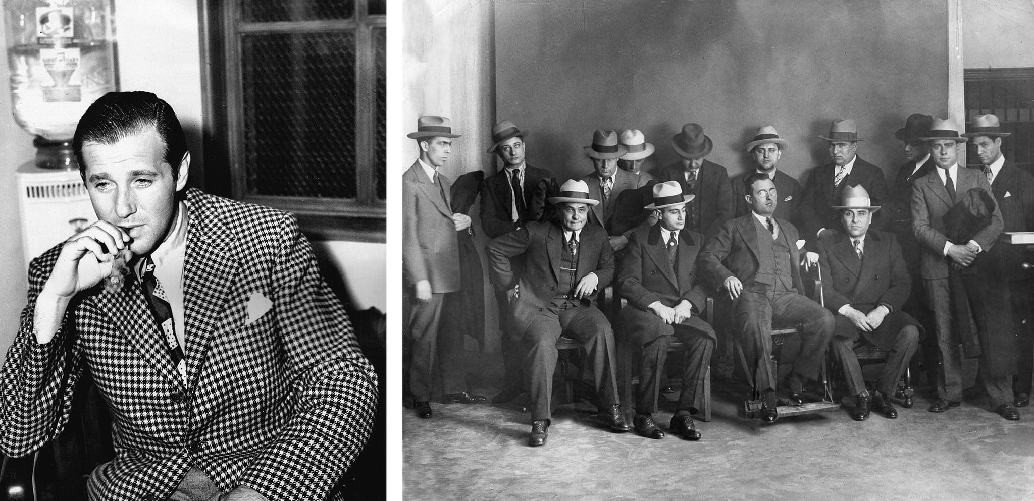 bugsy siegel and mobsters egm cigars