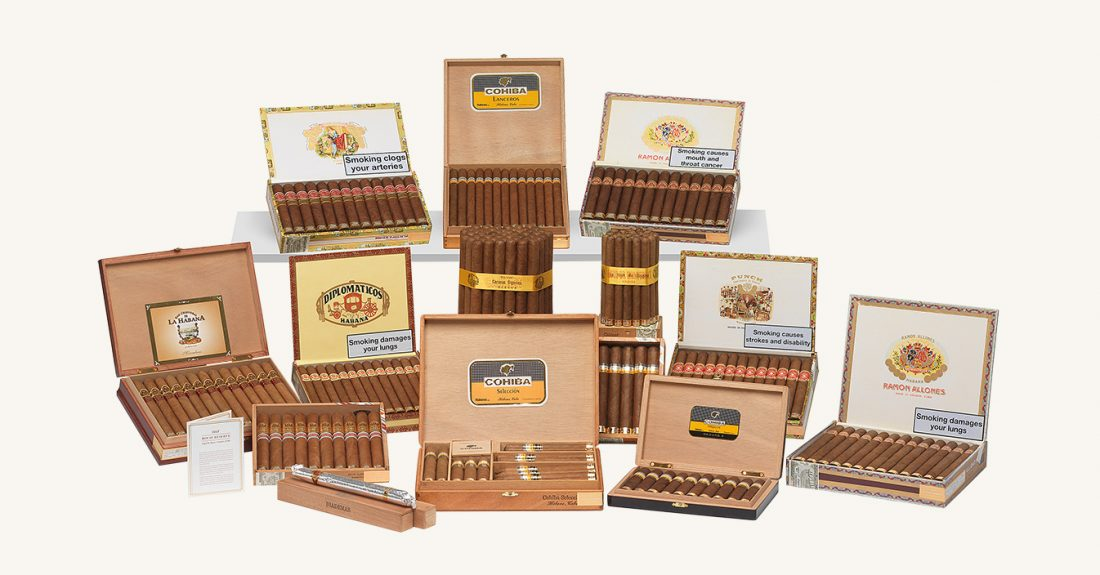 hunters and frankau house reserve with aged and rare cuban cigars egm cigars
