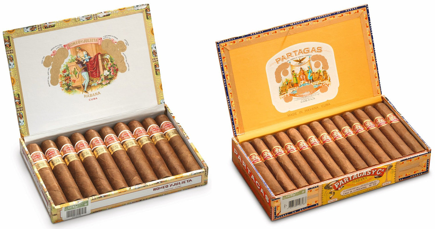 romeo and julieta short churchills cigar and partagas shorts cigar egm cigar