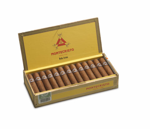 Montecristo Medias Coronas Cigar (Box of 25) For Sale