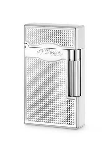S.T. Dupont Le Grand in Silver