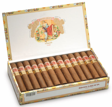 Romeo y Julieta Short Churchills Cigar (Box of 25) For Sale