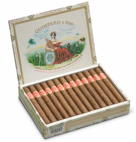 Quintero Panetelas Cigar (Box of 25) For Sale