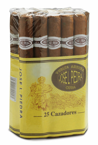 Jose L. Piedra Cazadores Cigars (Box of 25) Buy Online