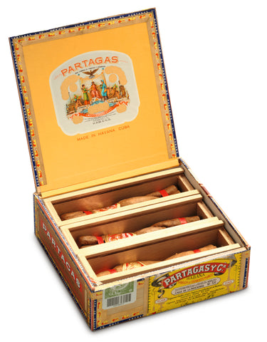 Partagas Culebras Cigar (Box of 9) for sale