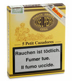 Jose L. Piedra Petit Cazadores Cigar (Pack of 5) Buy Online