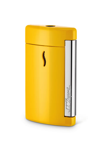 MiniJet S.T. Dupont Lighter - Yellow