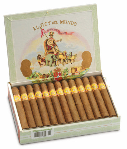 El Rey del Mundo Demi Tasse Cigar (Box of 25) For Sale