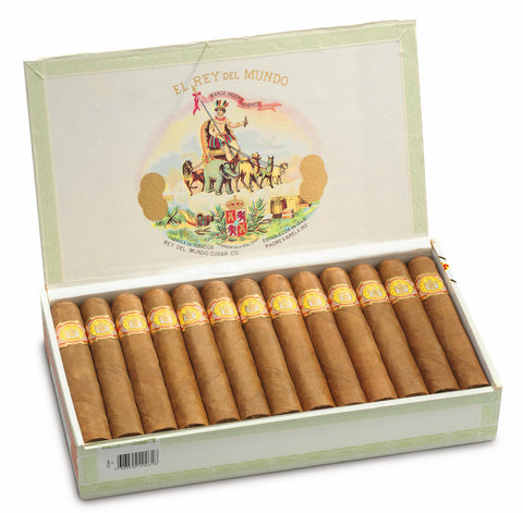 El Rey del Mundo Choix Supreme Cigar (Box of 25) For Sale