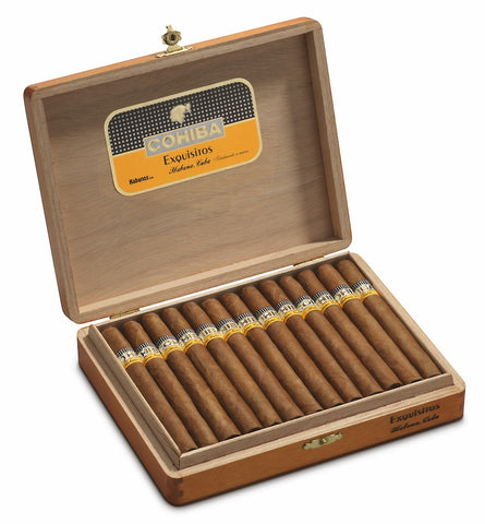 Cohiba Exquisitos Cigar (Box of 25 Cigars) Prices Online