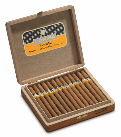 Cohiba Panetelas Cigar (Box of 25 Cigars) for sale