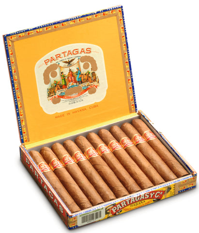 Partagas Mille Fleurs Cigar (Box of 10) for sale