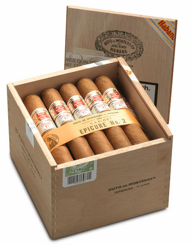 Hoyo de Monterrey Epicure No. 2 Cigar (Box of 25) for sale