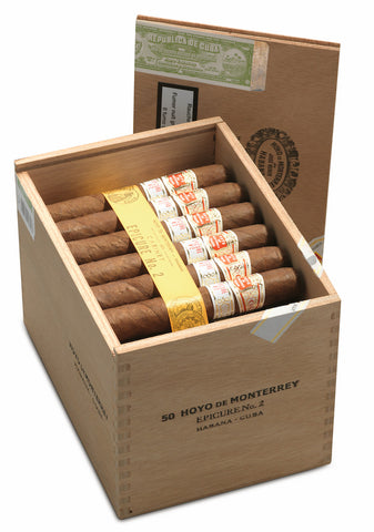 Hoyo de Monterrey Epicure No. 2 Cigar (Box of 50) for sale