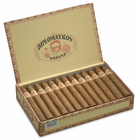 Diplomaticos No. 2 Cigar (Box of 25) For Sale