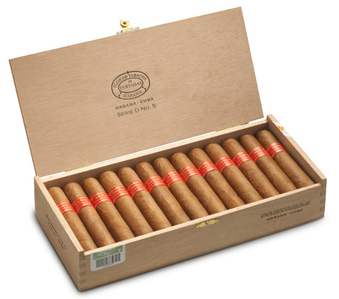 Partagas Serie D No. 5 Cigar (Box of 25) for sale