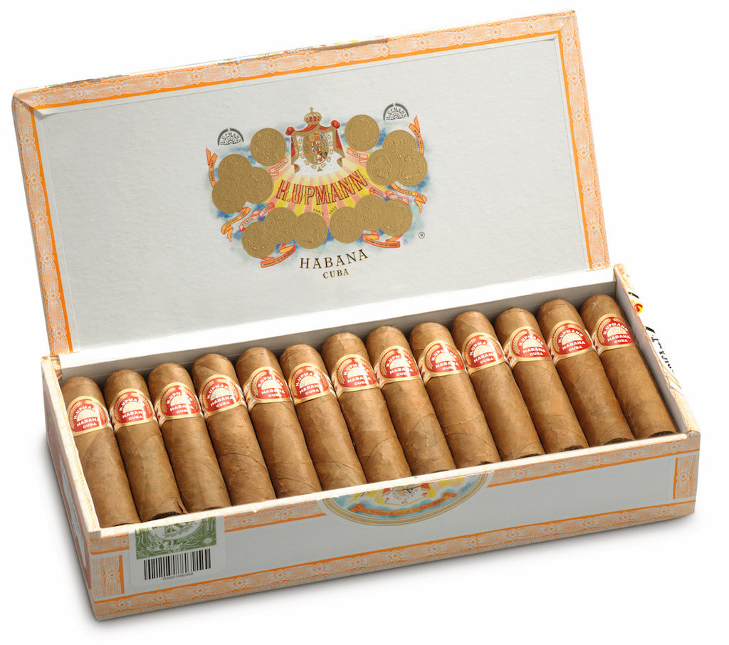 H Upmann Half Corona Cigar Box Of 25 Cuban Cigars Prices Online Egm Cigars Trading Snc