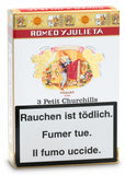 Romeo y Julieta Petit Churchills Cigar AT (Pack of 3) For Sale
