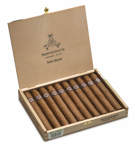 Montecristo Double Edmundo Cigar (Box of 10) Fo Sale
