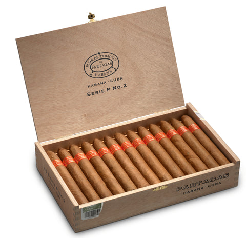 Partagas Serie P No. 2 Cigar (Box of 25) for sale online