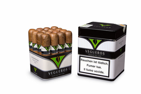Vegueros Entretiempos Cigar (Box of 16 Cigars) For Sale