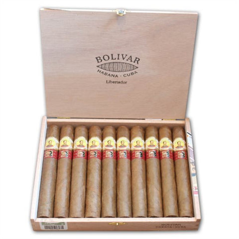Bolivar Libertador Cigar LCDH (Box of 10)