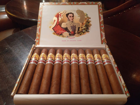 Bolivar Tiempo Cigar (Ex France 2017) for sale online