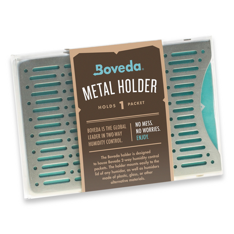 Boveda 60g Metal Packet Holders