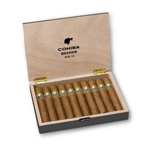 Cohiba Behike 54 Box of 10 - EGM Cigars