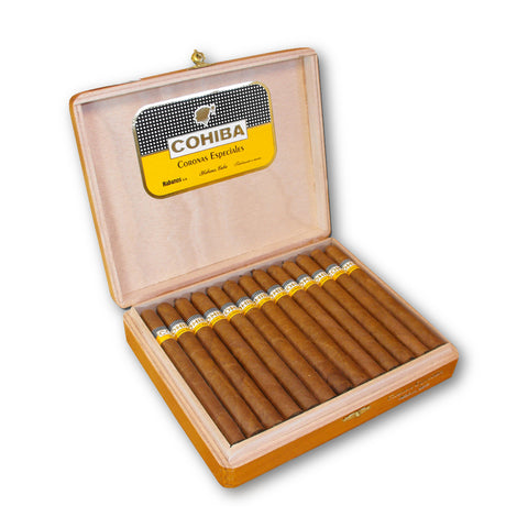Cohiba Coronas Especiales Cigar Prices Online