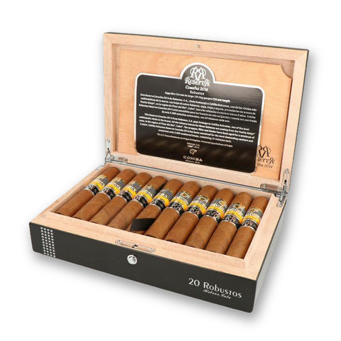 Cohiba Robusto Reserva Cosecha 2014 Box of 20 - EGM Cigars