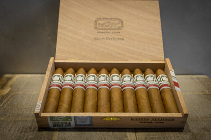 Ramon Allones Short Perfectos Cigar (Box of 10) for sale online
