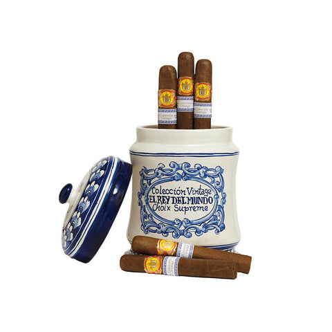 El Rey del Mundo Jar for sale online
