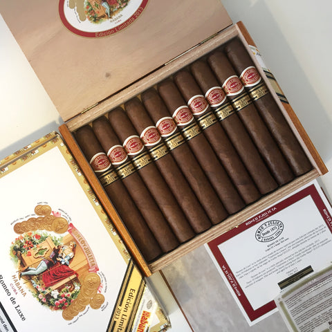 Romeo y Julieta Romeo de Luxe Cigar For Sale Online