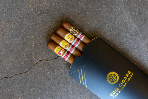 Iberia Cuban Cigars Sampler - EGM Cigars