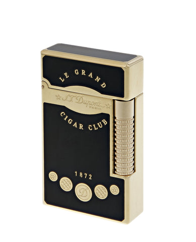 Le Grand S.T. Dupont 'Cigar Club' Lighter EGM Cigars