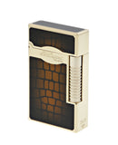 Le Grand S.T. Dupont Lighter - Croco Dandy EGM Cigars