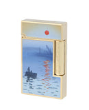 Ligne 2 S.T. Dupont Claude Monet Lighter EGM Cigars