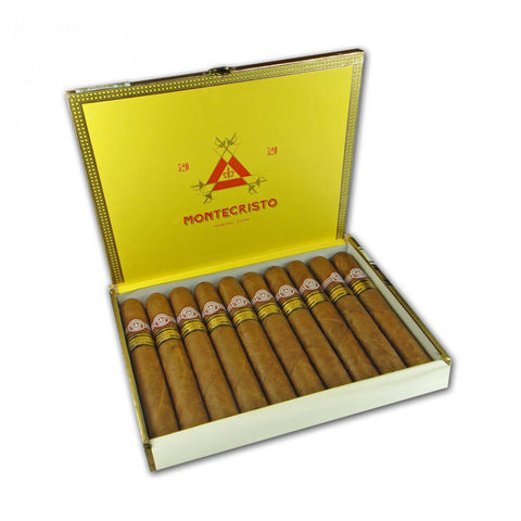 Montecristo 520 Cigar Limited Edition for 2012 Full box EGM Cigar