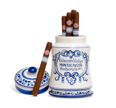 Montecristo No. 1 Coleccion Vintage - Jar of 19 Cigars EGM Cigars