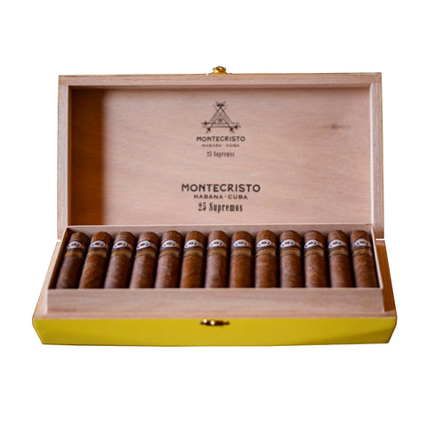 Montecristo Supremos Cigar Limited Edition for 2019 Full box EGM Cigar