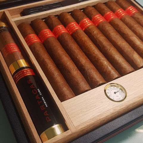 Partagas Série E No. 2 Travel Humidor egm cigars