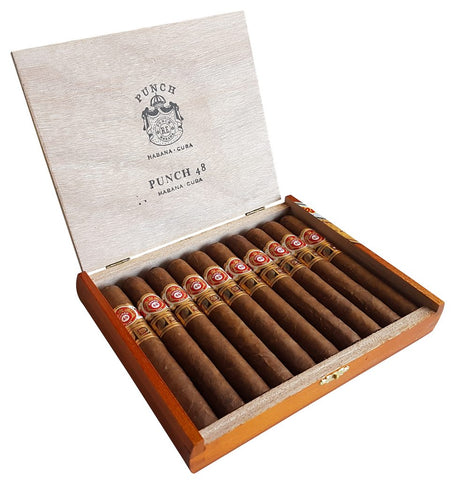 Punch 48 Cigar LCDH (Box of 10) For Sale