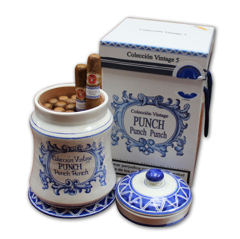 Punch Punch Serie Sevilla - Jar of 19 Cigars EGM cigars