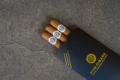 Robusto Extra EGM Custom Blend Cigar Sampler EGM Cigars