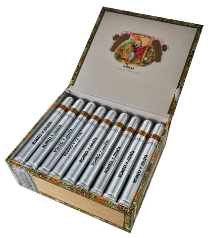 Romeo y Julieta Churchills Añejados AT - Box of 25 - EGM Cigars