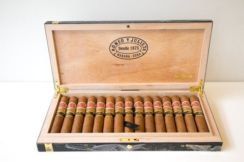 Romeo y Julieta Wide Churchills Gran Reserva Cosecha 2009 Cigar for sale online