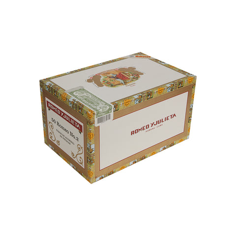 Romeo y Julieta No. 2 Box of 50 Cigars